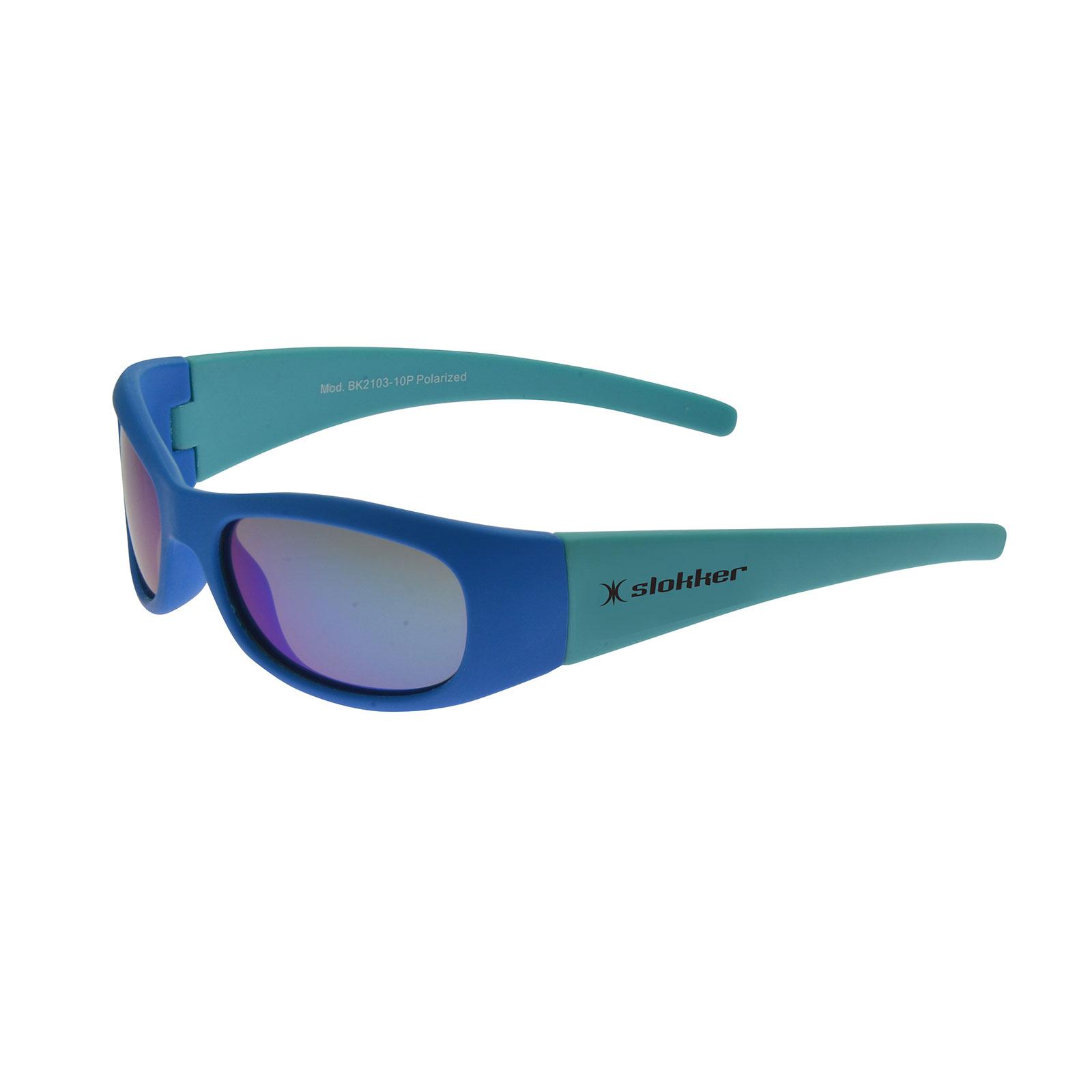 Slokker Sonnenbrille mod. Kids (Rosa) kydbhw1