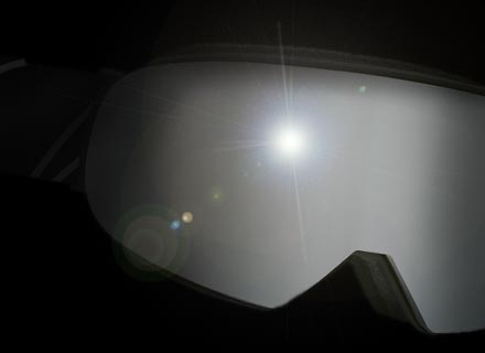 PHOTOCROMATIC GOGGLE
